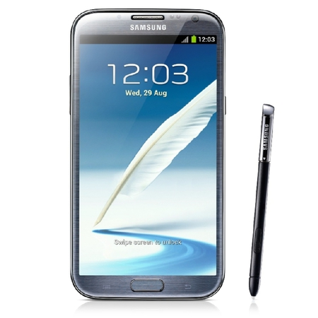 Смартфон Samsung Galaxy Note 2 N7100 16Gb 16 ГБ - Кинешма